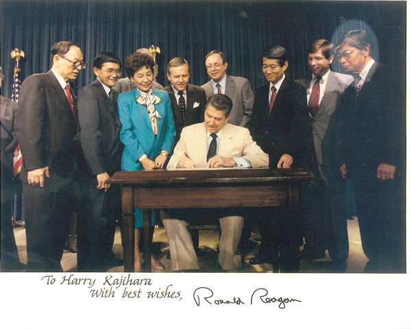 http://www.vcjacl.org/Assets/Images/Harry%20Kajihara%20and%20Pres%20Reagan.jpg